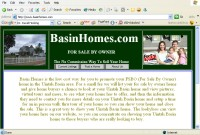 Basin Homes is your source for buying and selling homes in the Uintah basin area of Northeastern Utah.